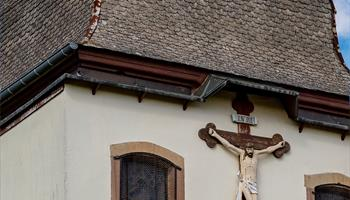 The Marlenberg Chapel and its Way of the Cross