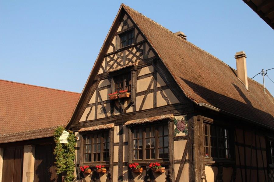 Maison du XVIIe siècle
