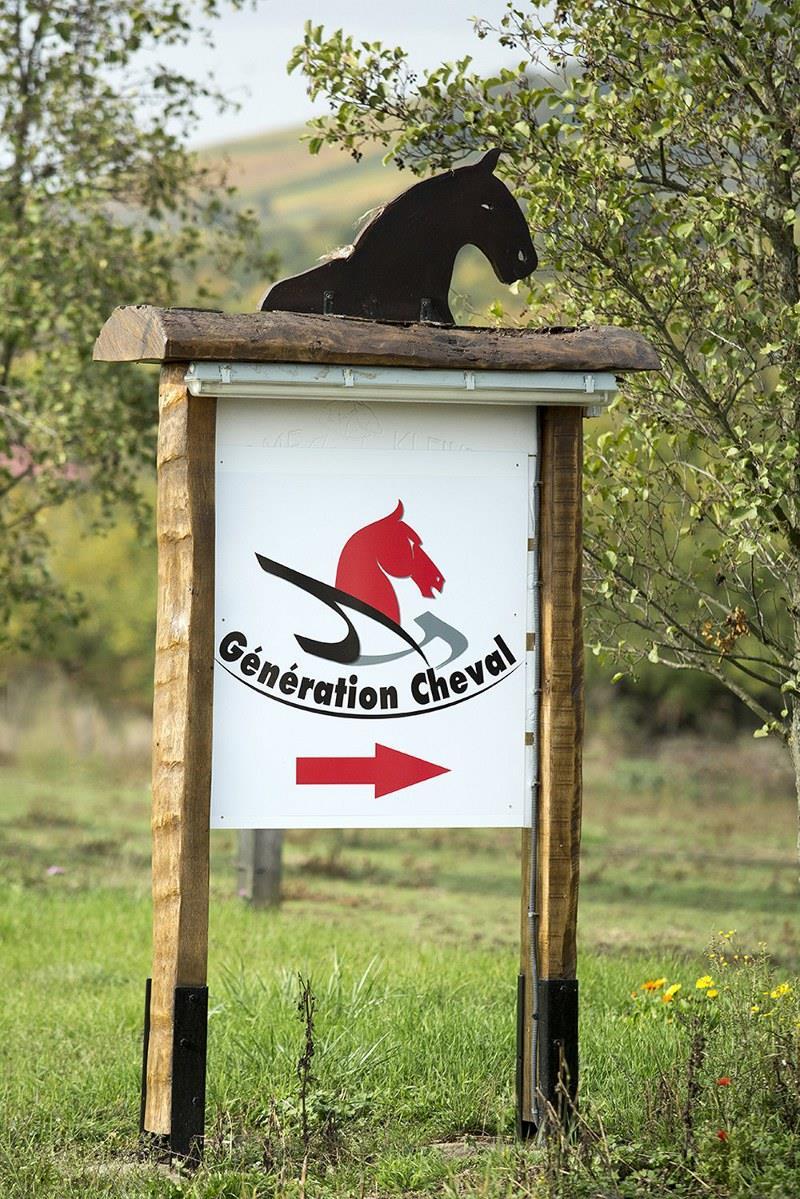 """Farm du Kleinerlen : """"Horse Generation"""""""