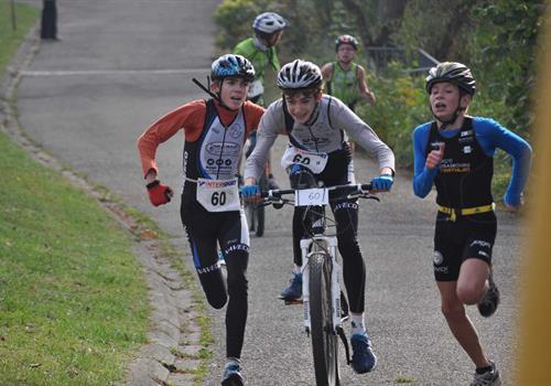 Bike and run des Vosges du Nord