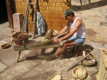 Découverte des métiers du bois