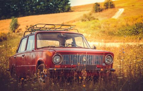 Soirée guinguette avec exposition de voitures anciennes