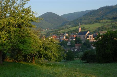 Hiking tour for families - Breitenbach
