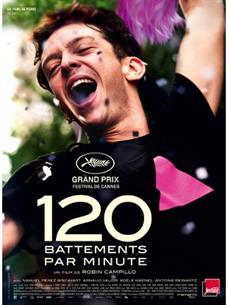 Séance de cinéma : 120 battements par minutes