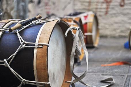 ISPOLIN Chants bulgares et percussions