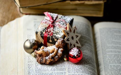 Heure du conte spécial Noël