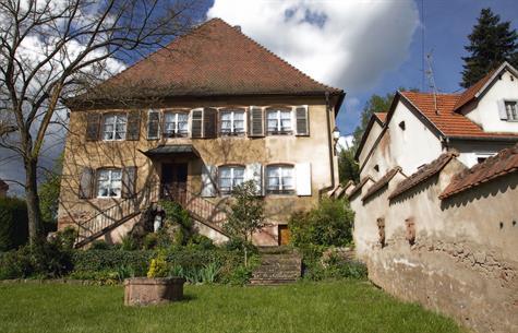 Visite guidée de Villé : les maisons de maître