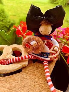Atelier de fabrication de mini-fées alsaciennes pour enfants