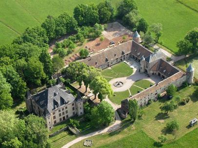 Visite guidée du château de Thanvillé