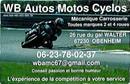 WB Autos Motos Cyclos