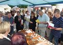 Plum tart festival