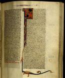 Les collections de la Biblioth�que Humaniste du Manuscrit M�di�val au num�rique