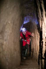 Caving in Tellure Touristic Park