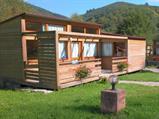 Chalets HLL du Camping les Bouleaux