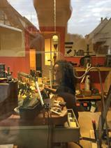 Marlène Coquelin, l'atelier bijouterie joaillerie