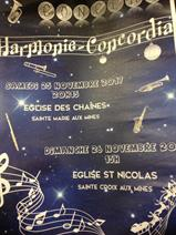 Concert de l'Harmonie Concordia