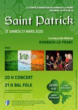 Fête de la Saint-Patrick