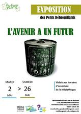 Exposition : l'avenir a un futur