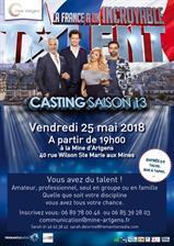 Casting saison 13 : La France a un...