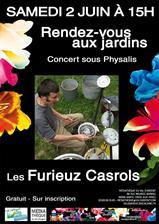 Concert les Furieuz Casrols