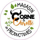 Magasin de producteurs : Corne et Carotte