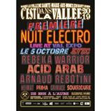 Festival C'est dans la Vallée : nuit...