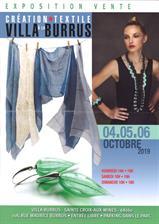 Exposition-vente Création textile