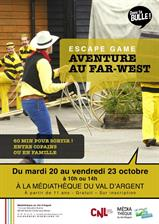 Escape Game : aventure au far-west