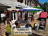 Renc'art café à Lièpvre