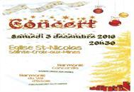Concert du groupe Concordia
