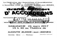 Grand concert d'Accordéons