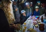 Nocturne gourmande à la mine Saint-Louis Eisenthür