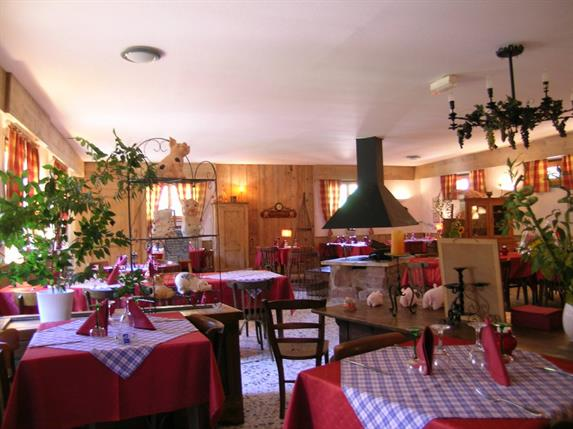 Restaurant Le Sauloch