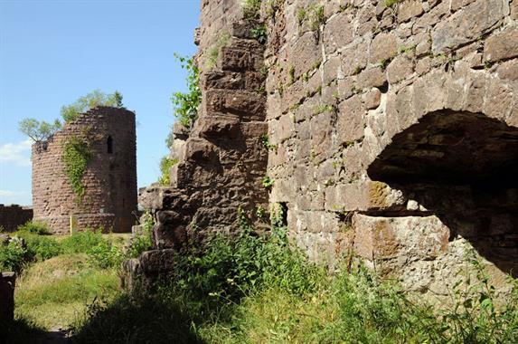 Burg - Frankenbourg