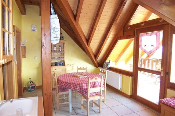 Gîte de France n°1828 - Ferme du Manou
