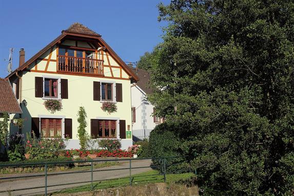 Gîte de France n°H67G013448 - Les Myrtilles