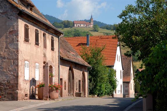 Wanderweg - Saint Gilles