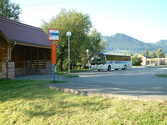 Ligne de bus 510 Villé-Sélestat