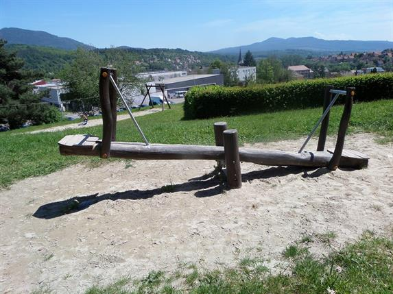 Play area Klosterwald - Villé