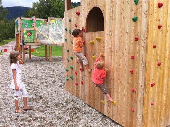 Play area - Breitenbach