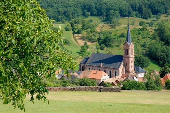 Hiking tour for families - Breitenbach