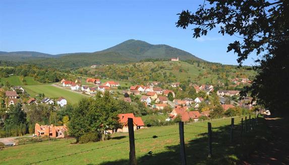 Hiking tour for families - Thanvillé