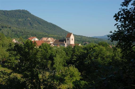 Hiking tour for families - Dieffenbach-Au-Val