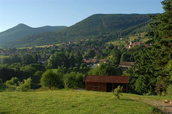 Hiking tour for families - Fouchy