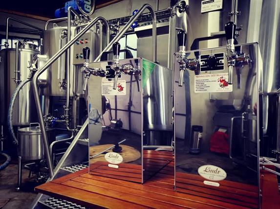 Brewery visit