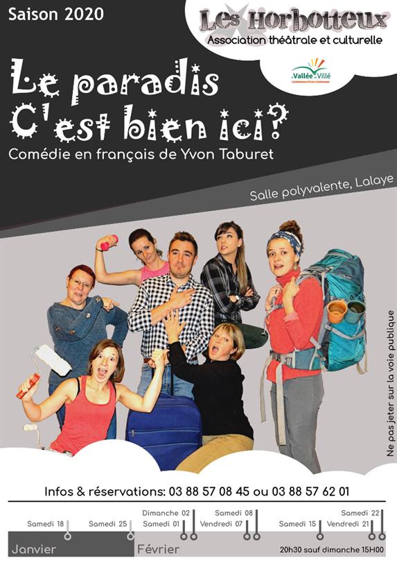 Théâtre Les Horbotteux