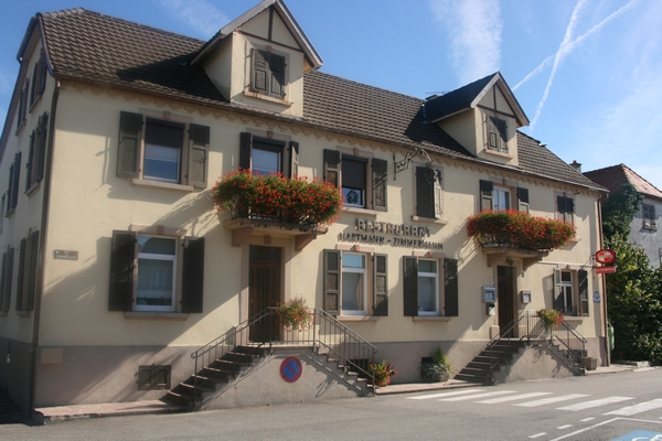 Restaurant � la Couronne