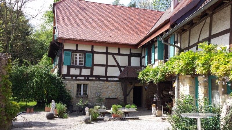 Restaurant Le Petit Paradis Hausgauen