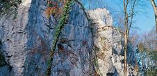 Site naturel d'escalade