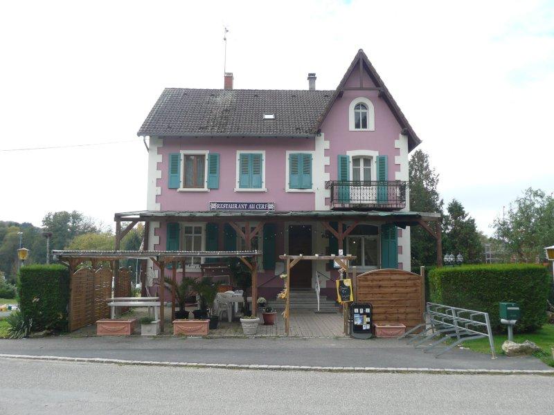 Hostellerie au Cerf